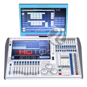 TIGER TOUCH Lighting Console (8 OUTPUT)
